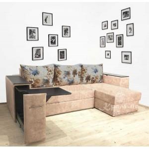 Кутовий диван з міні-баром, ...